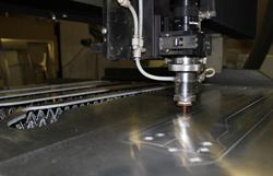 лазерная резка чулочно насочной формы