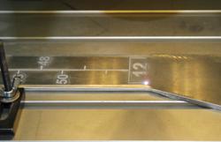 лазерная маркировка чулочно насочной формы